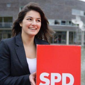 Unsere Landratskandidatin Elvan Korkmaz